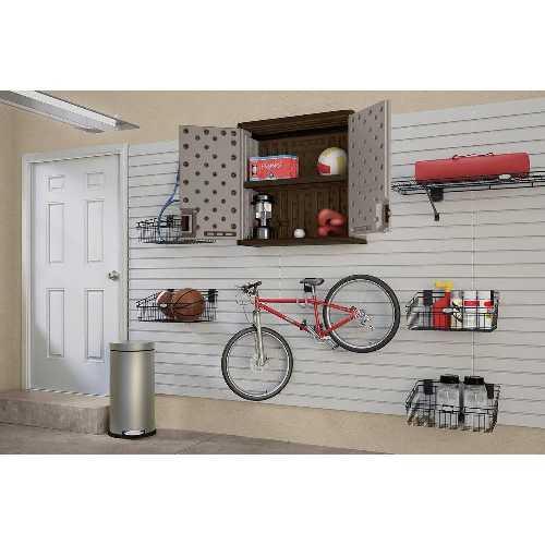収納 屋内 壁掛けガレージキャビネット (BMC3000) TOSHO サンキャスト ※北海道+700円
