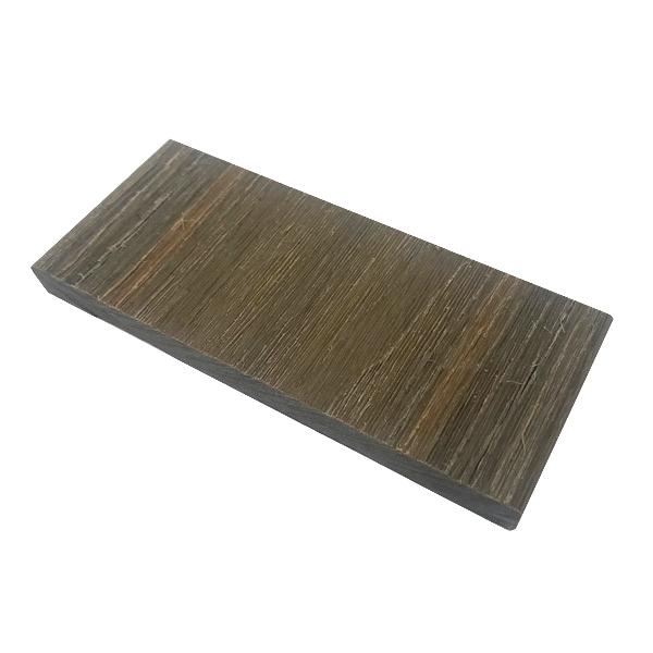 プラチナデッキ幕板/フェンス材(WALNUT)・デッキサンプル 10×120×50 【お一人様一点限り】