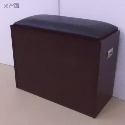 玄関イス付き下駄箱シューズボックス(組立式)