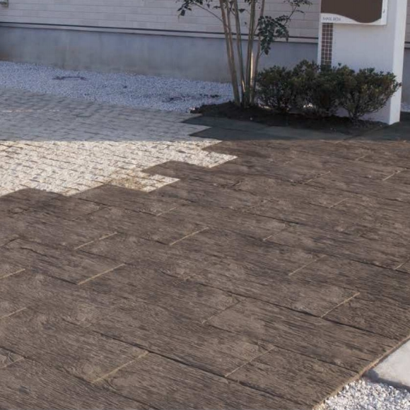 コンクリート枕木・アクシアランバー大 T40×W300×L600mm (15.8kg)