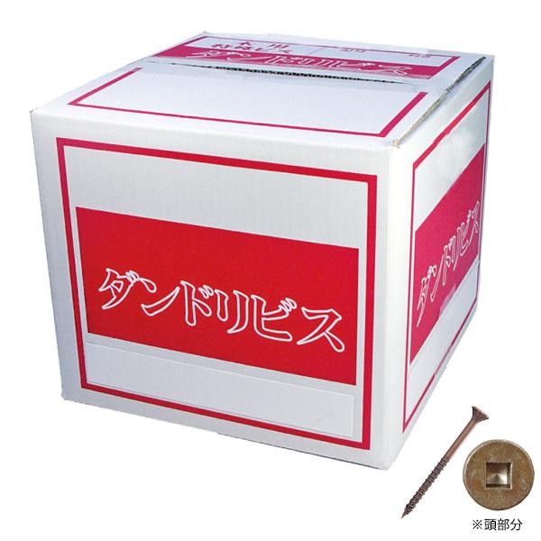ウッドデッキ材用ビス WD65 徳用箱【2200本入】