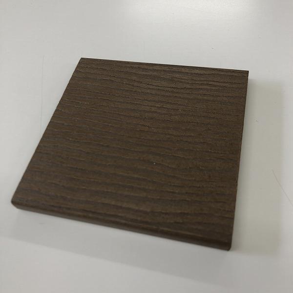 【サンプル】樹脂製 目隠しフェンス ロワール 板材 10×100×100mm【お一人様一点限り】