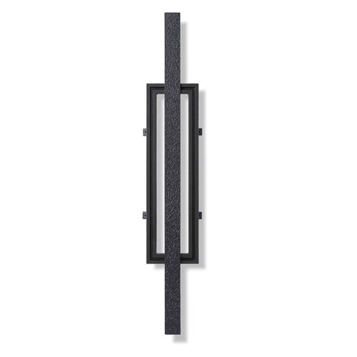 アルミ鋳物 妻飾り(オーナメント)・壁飾り (IT301)