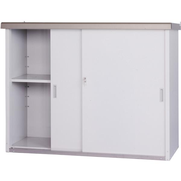 収納庫 幅134cm 高さ100cm HMG-1310 家庭用 小型物置