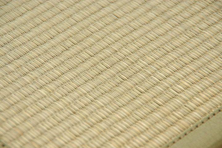 い草 マットレス セミダブル 120×210cm 折り畳み コンパクト 軽量 国産 8311819 ※北海道・沖縄・離島+1650円
