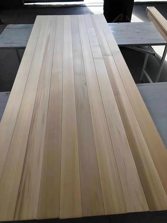 米杉 羽目板 パネリング材 無垢材 無節 無塗装 8×88×2130mm【1ケース 10本 1.87平米】