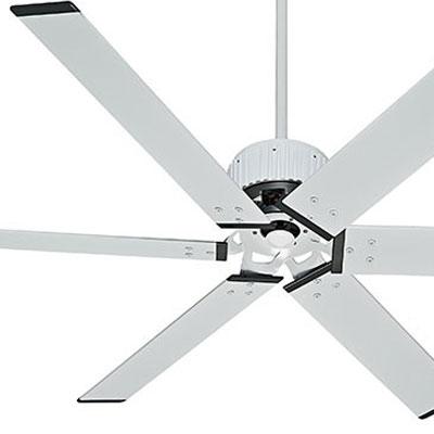 HUNTER シーリングファン HFC-72/フレッシュホワイト (59134) コントローラーセット 照明なし ハンター ※6〜10坪用