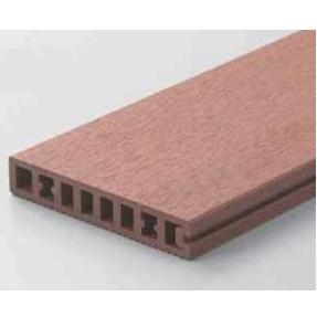 Kankyo-wood-�/MKV21・25×145×1995mm 端部用 開&閉 4枚セット(5.8×4本 23.2kg)