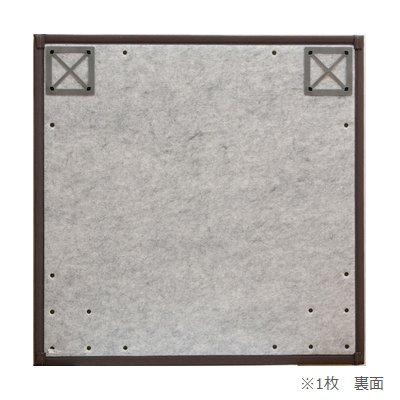 置き畳 天竜 ブラウン 82×82×1.7cm (6枚セット) 軽量タイプ ユニット畳 日本製 8607530 ※北海道・沖縄・離島+1650円