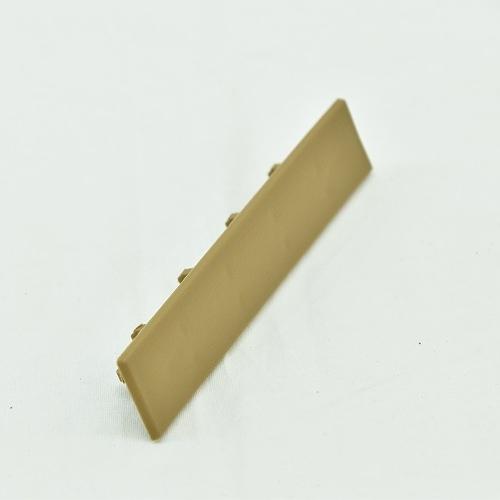 ※人工木 アドバンスデッキ用 エンドキャップ 10個セット チークTEAK ※樹脂デッキ部材