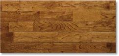 オーク フローリング(ナラ) 無垢 Bグレード ユニ ウレタン塗装(ブラウン色) 15×90×1820mm 【1ケース 1.638平米/10枚】