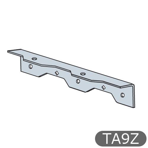 【在庫限り】シンプソン金具(SIMPSON) 型番TA9Z