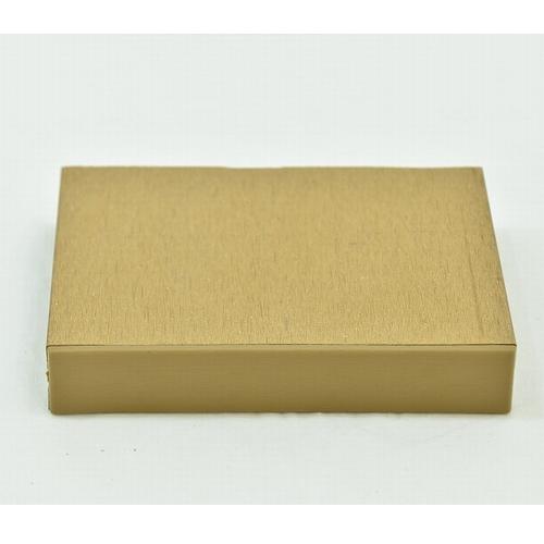 ※人工木 アドバンスデッキ用 エンドキャップ 単品 チークTEAK ※樹脂デッキ部材