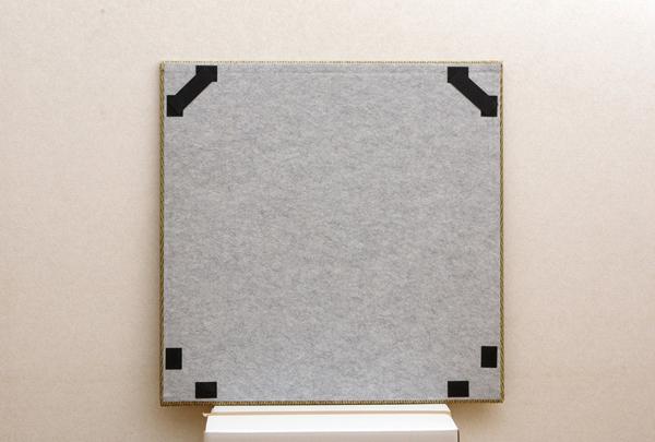置き畳 縁なし シンプルノア ブラウン 82×82×1.7cm (4枚セット) 軽量 ユニット畳 日本製 ※北海道・沖縄・離島+1650円