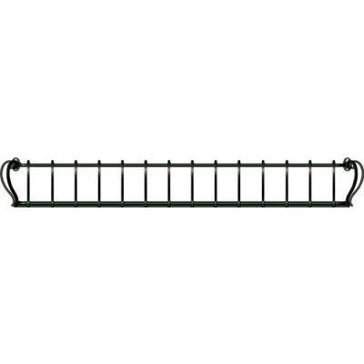 フラワーボックス アルミ鋳物 幅2387mm (FR0221)