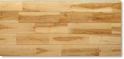 カバ フローリング(バーチ) 無垢 Cグレード ユニ ウレタンクリア塗装 15×90×1820mm 【1ケース 1.638平米/10枚】