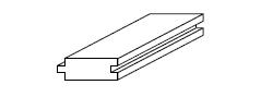 レッドオーク フローリング 無垢 一枚物 無塗装 15×90×1820mm 【1ケース 1.638平米/10枚】