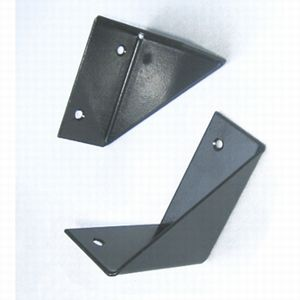 フェンス 固定金具 ポール固定ラティス金具(2個入り) LS-T35 ※北海道+1100円