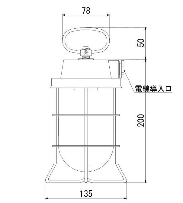 マリンランプ 2号テサゲゴールド(1.3kg) 2-TS-G マリンライト【在庫処分特価】
