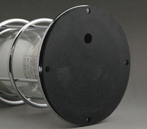 マリンランプ デッキライトリフレクト シルバー(1.3kg) DK-RF-S マリンライト 【在庫処分特価】