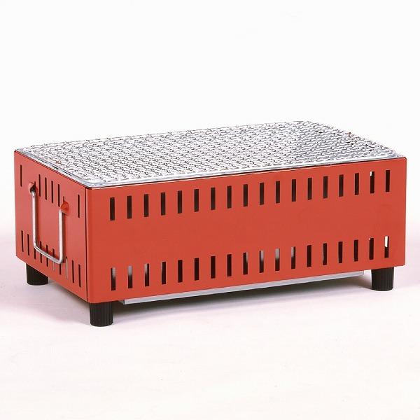 バーベキューコンロ 七輪 シチリン しちりん 卓上 コンパクト卓上シチリン UC-350(R) BBQコンロ キャンプ