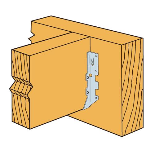 【在庫限り】シンプソン金具(SIMPSON) 型番LUS26-2 (大) 79×124mm