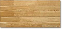 オーク フローリング(ナラ) 無垢 Aグレード ユニ オイルクリア塗装 15×120×1820mm 【1ケース 1.5288平米/7枚】