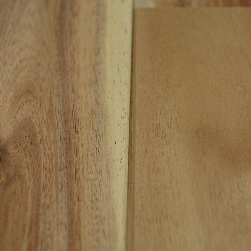 アカシア フローリング 無垢 MIXグレード ユニ オイルクリア塗装 15×90×1820mm【1ケース 1.638平米/10枚】
