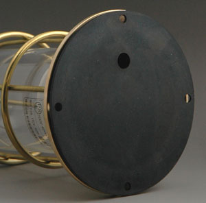 マリンランプ  NEWデッキライト  ゴールド (1.2kg) NW-DK-G マリンライト ※付属電球なし
