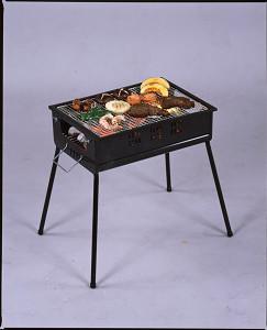 バーベキューコンロ バーベキューグリル BBQ (鉄板なし) CBN-450TN 焼肉 BBQコンロ キャンプ