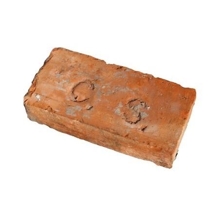 14051510-302-3 上海アンティークレンガ(赤系)220×105×40/1個/約1.6kg
