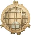 マリンランプ マルガタデッキ ゴールド(5.6kg) MR-DK-G マリンライト ※付属電球なし【在庫処分特価】
