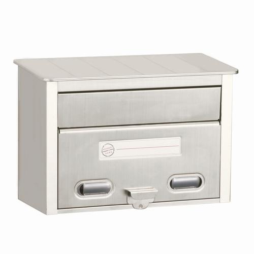 郵便ポスト ステンレスポスト PS-30H メールボックス 鍵なし