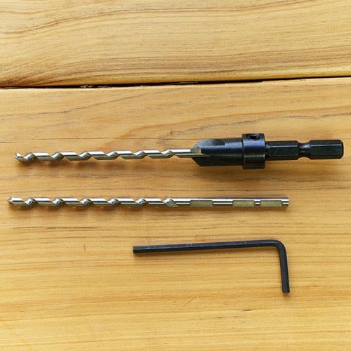 皿取錐(デッキ用)/内錐2本、外錐1本セット・3.5×101mm(働き50〜75mm)【送料別】(1kg)