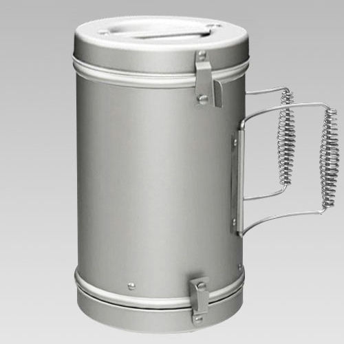 バーベキュー 用品 BBQ 火起こし兼用火消しつぼ HOT-150