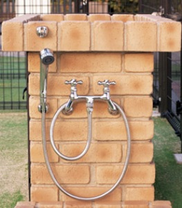 シャワーヘッド付水栓金具 混合水栓用 PF-S9-M ※送料別途見積