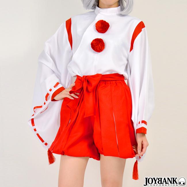 狛犬ちゃんの阿吽和風大きいサイズ衣装コスチュームセット(3L5L大きいサイズ)