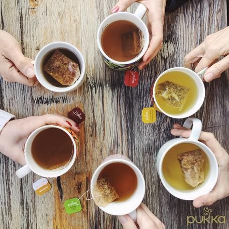 【パッカハーブス】リラックス有機ハーブティー(カフェインフリー)【オーガニック】ヴァータバランス