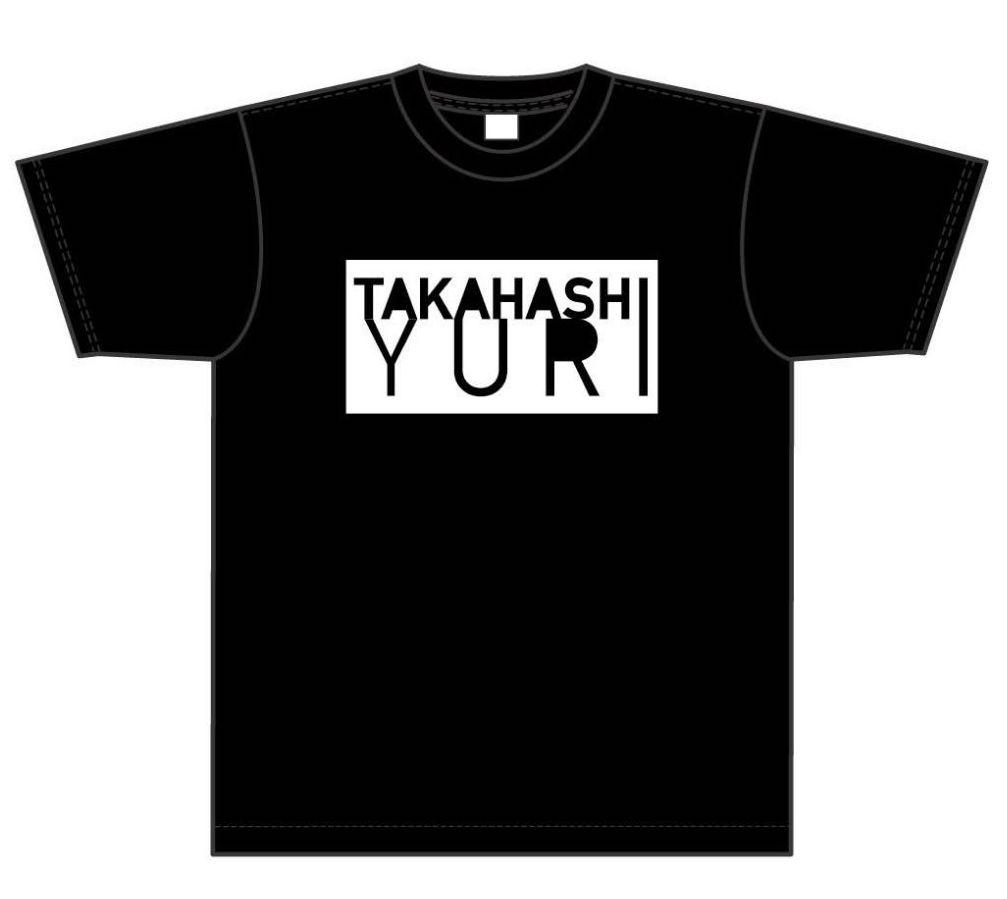 <予約商品>高橋友里ラストワンマン記念Tシャツ『ゆりT』