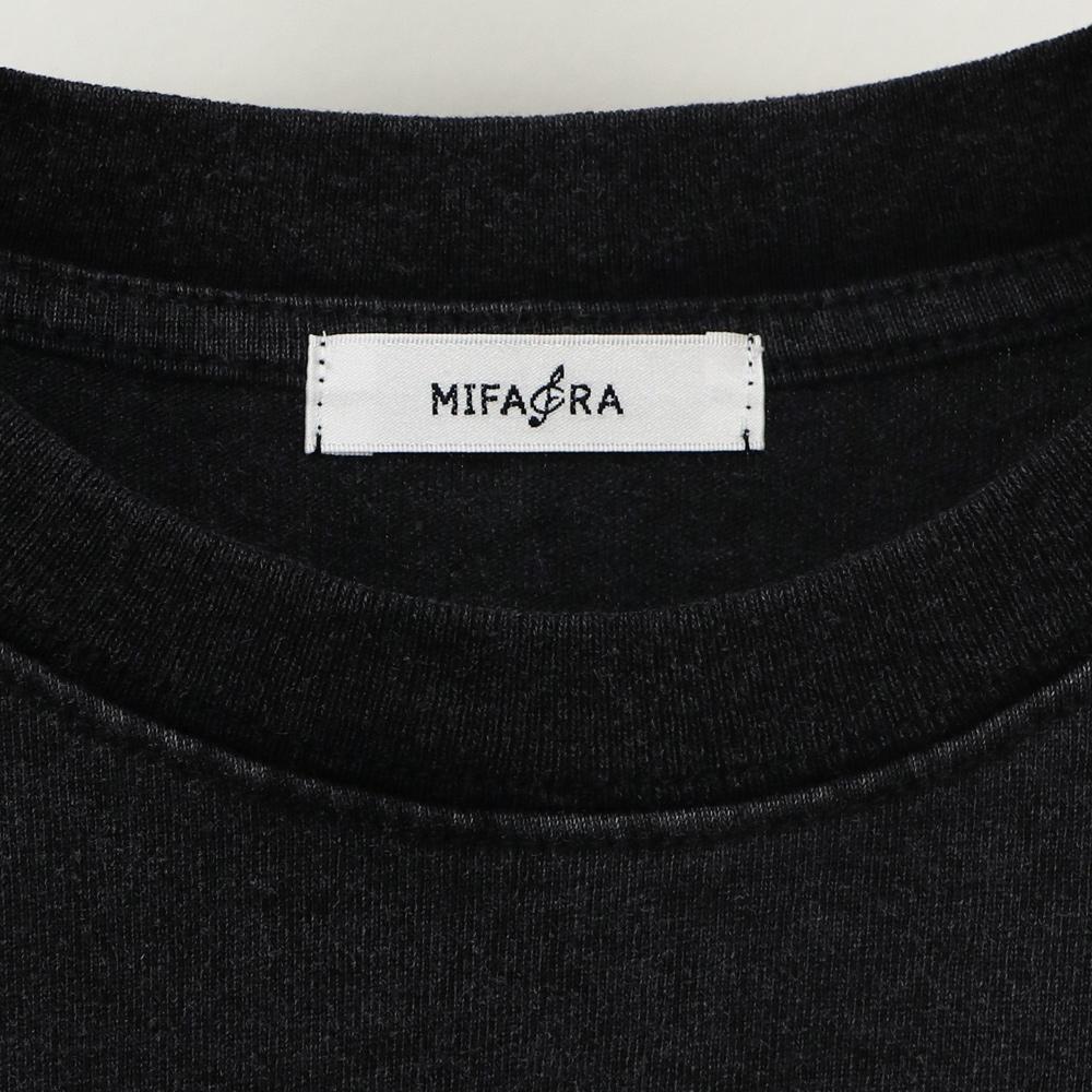 ウカスカロックTシャツ スカル (MF18-61) mens メンズ