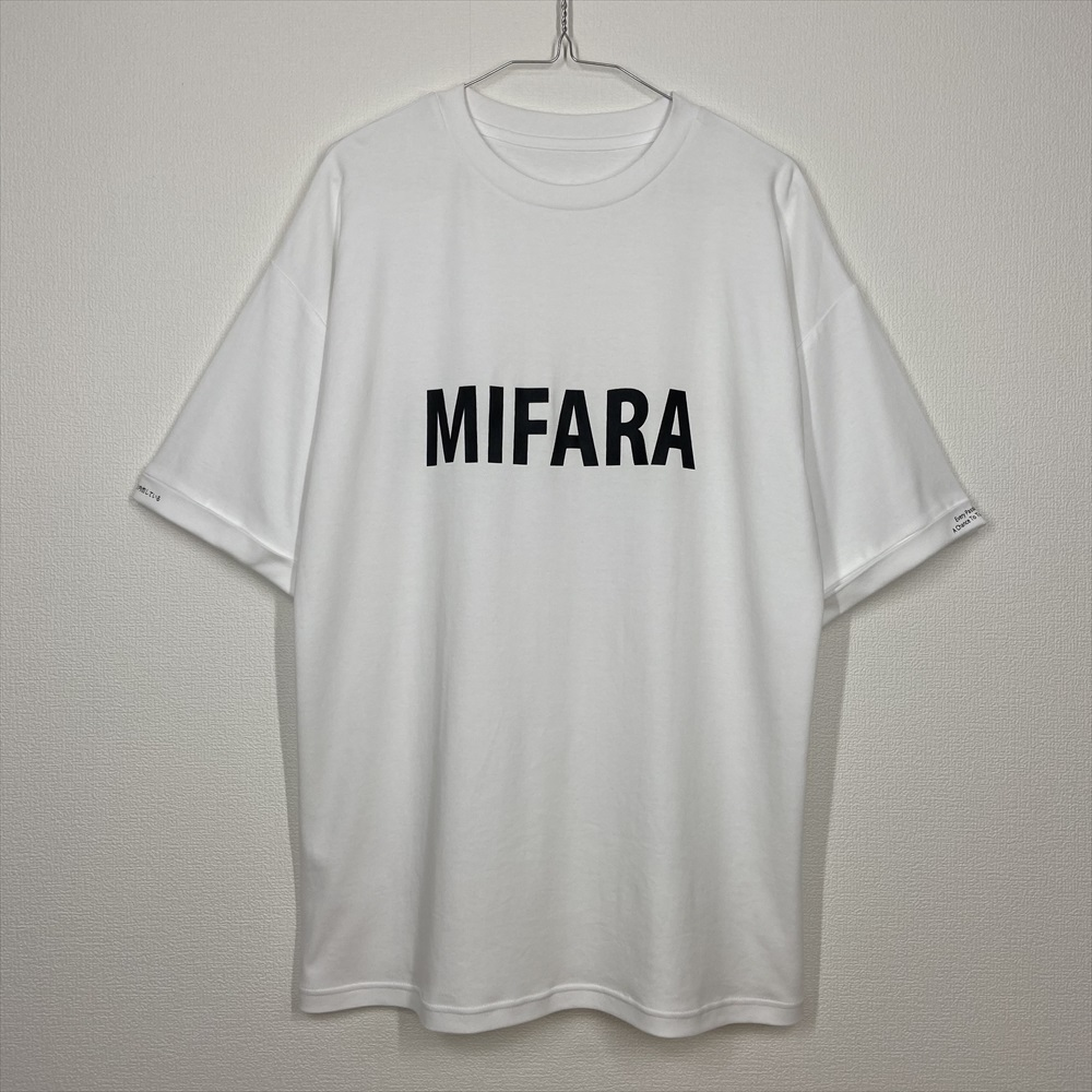 MIFARAロゴTシャツ (MF21-01) mens メンズ