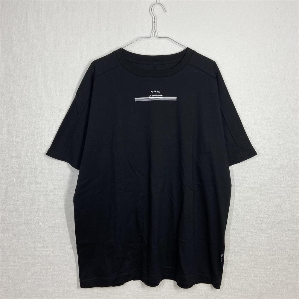 バックプリントTシャツ (MF21-02B) mens メンズ