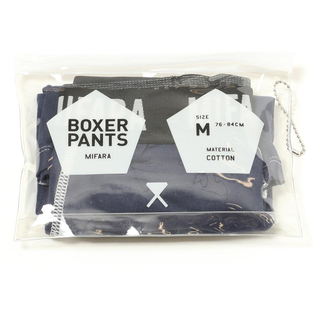 ボクサーパンツ (MFZ19-51-7) mens メンズ