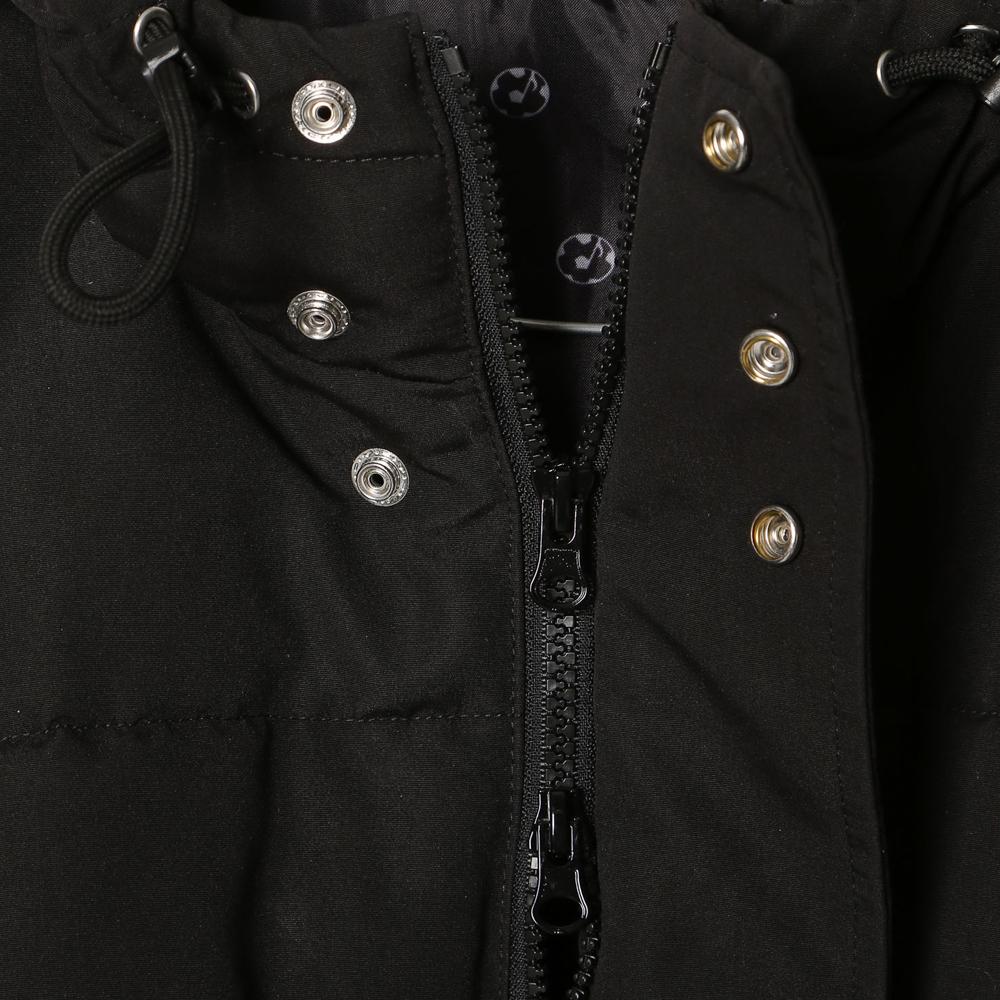 中綿フードジャケット (MF19-73) mens メンズ