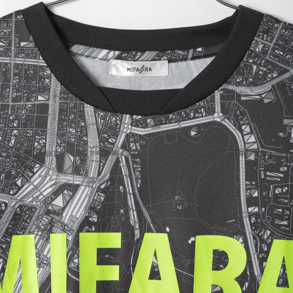 ユニフォームトップス/マップ (MF20-10A) mens メンズ