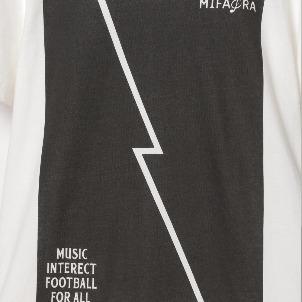 稲妻Tシャツ ピックキーホルダー付き (MF18-26) mens メンズ
