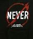 【在庫有り商品】METALLICA -メタリカ- THROUGH THE NEVER 「スルー・ザ・ネヴァー」 パーカー Sサイズ