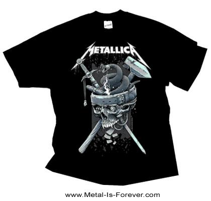 METALLICA (メタリカ)  HISTORY WHITE LOGO 「ヒストリー・ホワイト・ロゴ」 Tシャツ