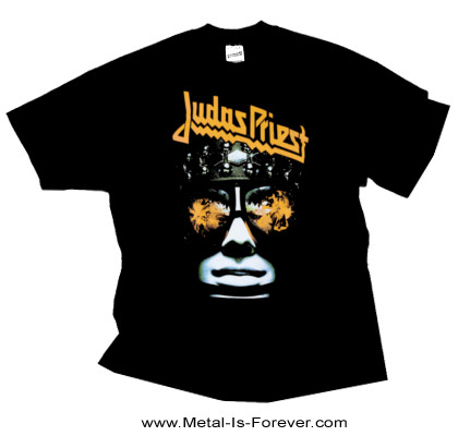 JUDAS PRIEST -ジューダス・プリースト- KILLING MACHINE 「殺人機械」 Tシャツ パフ・プリント