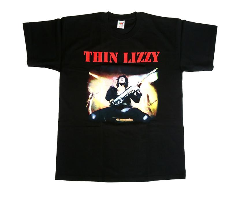 【在庫有り商品】THIN LIZZY -シン・リジィ- LIVE AND DANGEROUS 「ライヴ・アンド・デンジャラス」 Lサイズ 【コレクターズアイテム】
